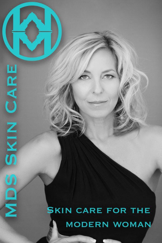 MDS Skincare line
