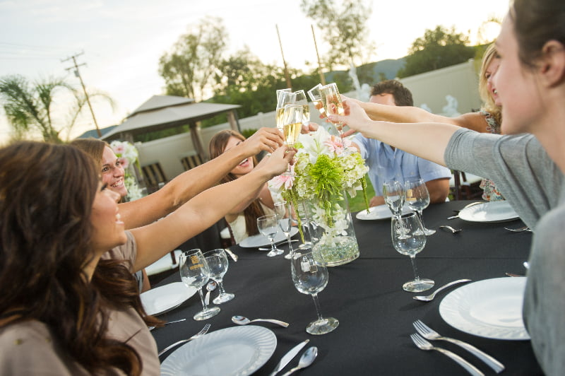 Ask about hosting your next event here